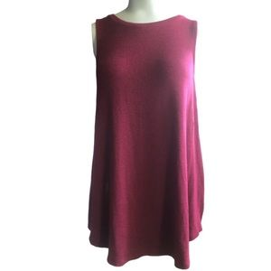Old navy luxe size small long tank top